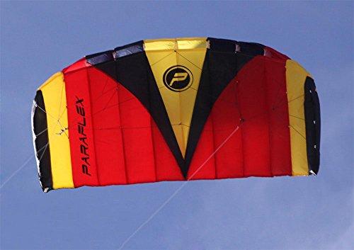 Paraflex Sport 1.7 rot Lenkmatte Lenkdrachen
