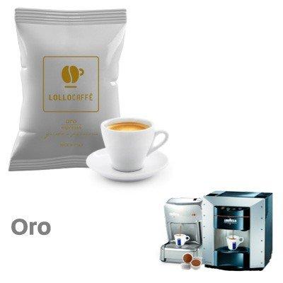 400 capsule caffè LOLLO miscela ORO compatibili POINT
