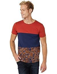 TOM TAILOR Denim Messieurs T-shirt 100 % coton