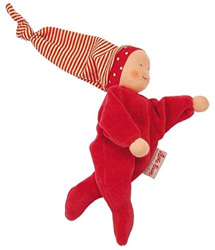 Käthe Kruse 74214, Nickibaby - Tuch Puppe Baby