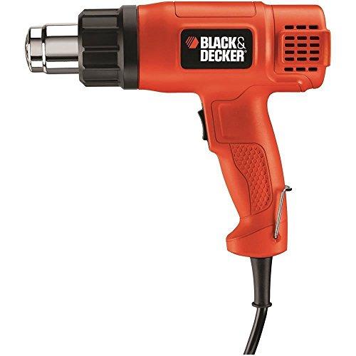 BLACK+DECKER KX1650 Pistola Termica, 2 Regolazioni di Temperatura, 1750 W