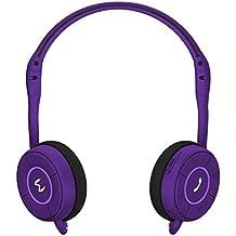 Moudio M100 Auriculares inteligentes inalámbricos estéreo Bluetooth, Monitor de actividad calórica, Monitor de actividad