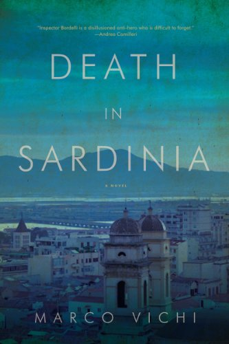 Book cover for Death in Sardinia