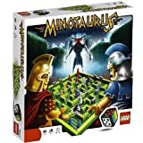Toy / Game Super LEGO Minotaurus Game (3841) With 224 Pieces, 1 Rule Booklet And Building Instructions by 4KIDS