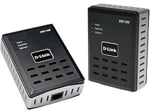 D-Link DHP-201 Kit d'adaptateur Ethernet CPL HD