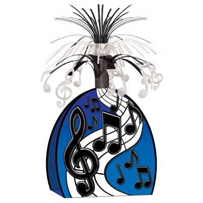 Musical Notes Centerpiece - Note Musicali Centrotavola