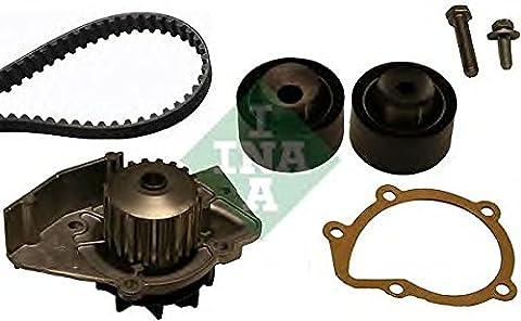 INA 530 0111 30 Water Pump and Timing Belt Kit