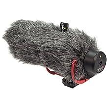 Rode DeadCat GO - Funda antiviento para microfono, color gris