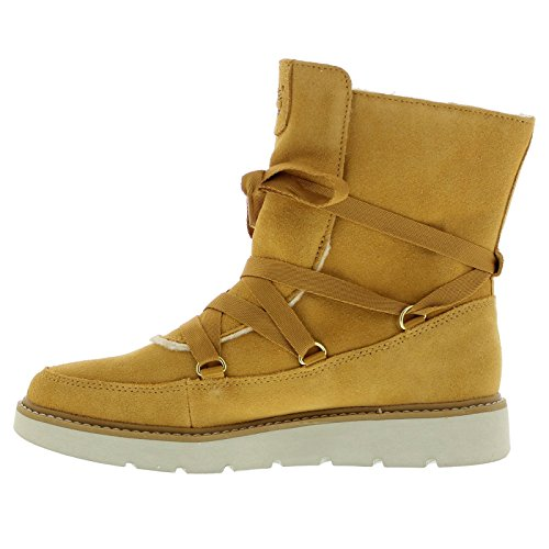 Timberland Kenniston Warm Lined Wheat Womens Boots Jaune