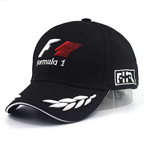 TTXSKX Gorras De Béisbol De Fórmula 1 para Hombre Sombreros De F1...