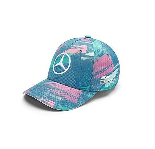 Offizielle Formel-1-Merchandise - Lewis Hamilton Spanish GP 2019 - Sonderausgabe Kappe
