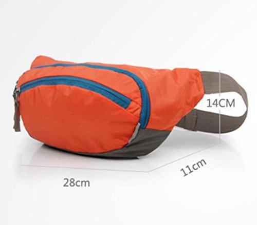 OOFWY Hip-Bag Outdoor Running Camping Wandern Biken E
