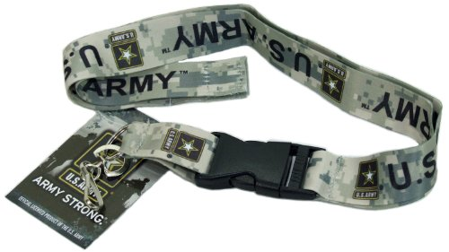Military Lanyard, Army, Digital Camo -