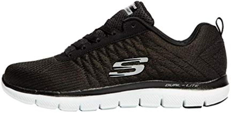Skechers Flex Appeal 2.0 Break Chaussures t d 'entraîneHommes t Chaussures pour FemmeB06XNMGRPBParent a1cacc