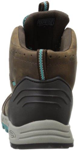 Keen Bryce Mid WP Chaussures Femme Boots Randonnée Loisirs Marron - Marron