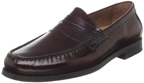 johnston-murphy-mens-pannell-penny-loaferburgundy-brushed-calfskin105-m-us