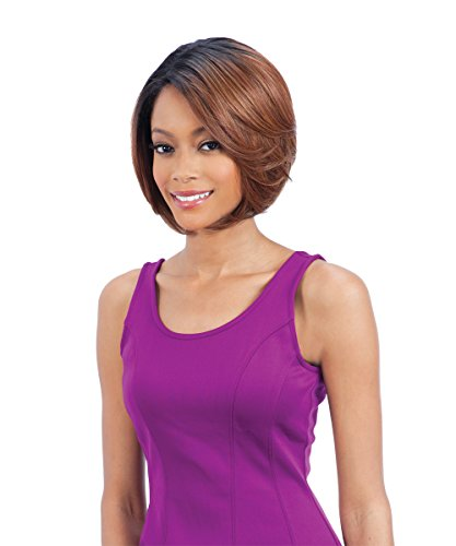 FreeTress Equal Lace Deep Diagonal Part Lace Front Wig - PURPLE BLOSSOM (OP99J) by Freetress