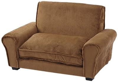 Ultra Plush Club Chair, Tan