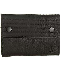 NIXON - Femme - maroquinerie - nixon porte-monnaie femme mint-small all-black - Taille unique - noir