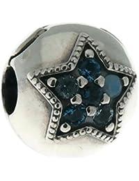 Pandora 796380NSBMX Leuchtender Stern Clip