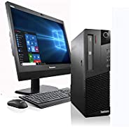 (Renewed) Lenovo ThinkCenter M93P Desktop (Intel Core i5 (4th Gen) 3.2 GHz, 8 GB RAM/ 500 GB HDD/ Windows 10,