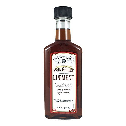 J.R. Watkins Natural Pain Relieving Liniment - 11 oz - HSG-245019