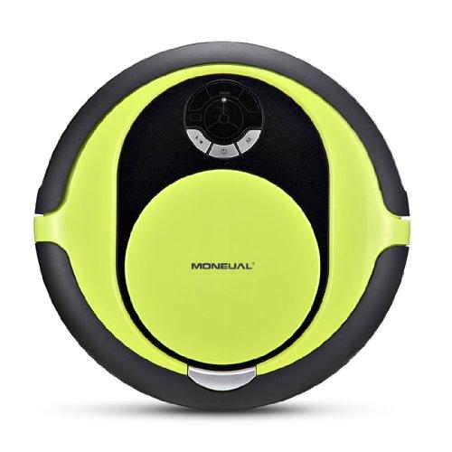 Moneual MON003 - Robot aspirador, color verde
