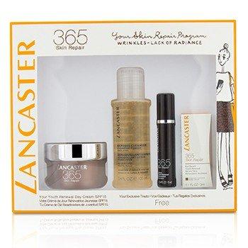 Lancaster 365 Skin Repair Tratamiento Facial - 4 Unidades