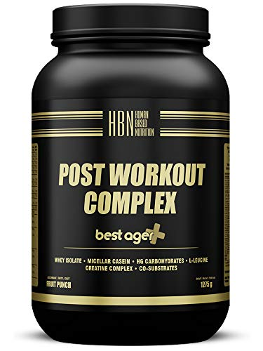 PEAK Post-Workout-Complex Plus HBN Fruit-Punch 1275g