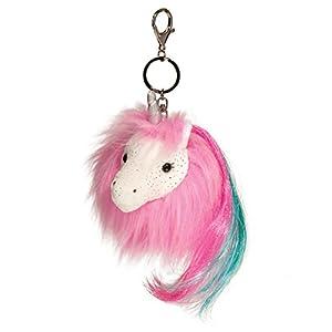 Cuddle Toys 1039 - Clip para pompón, diseño de Unicornio, Color Rosa
