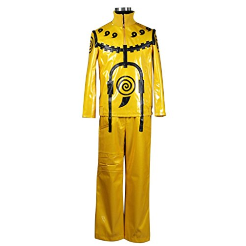 Tails Nine Kostüm - Holysteed Cosplay Costume_Naruto_Uzumaki Naruto_Nine-Tails Uniform Large