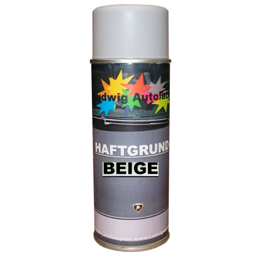 Preisvergleich Produktbild 1 Haftgrund Spray beige 400 ml je Spraydose
