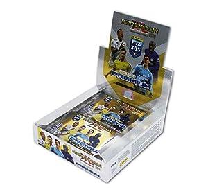 Panini 003383D Adrenalyn XL - Tarjetas coleccionables para FIFA 365, Temporada 2019/2020, edición prémium, Pantalla, 10 Tarjetas por Booster