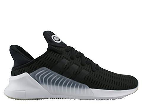 adidas Herren Climacool 02/17 Turnschuhe, Schwarz (Negbas / Negbas / Ftwbla), 40 EU