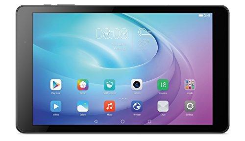 HUAWEI MediaPad T2 10.0 Pro WiFi 25,6 cm (10,1 Zoll) Tablet-PC (Qualcomm™ MSM8939 Octa-Core 64-bit CPU, 2 GB RAM, 16 GB interner Speicher, Android 5.1, EMUI 3.1) schwarz