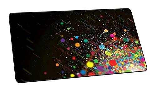 NNXCW 700 * 300 * 2 Größe Summer Series Große Gaming-Mauspad Hochgeschwindigkeits-Mousepad Lock Edge Große Mausmatte Tastatur-Pad-Stil -