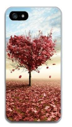 Coque silicone souple Iphone 6 ou 6s Arbre Forme de Coeur (Livraison gratuite en France)
