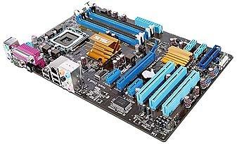 ASUS P5P41D - Placa base (8 GB, Intel, Socket T (LGA 775), Gigabit Ethernet, ATX, 7.1)