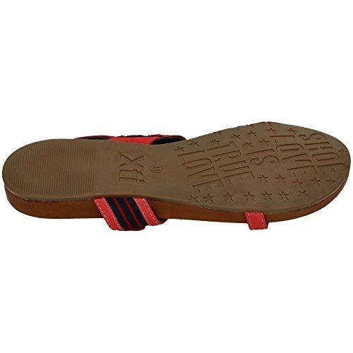 XTI Donna sandali Rosso