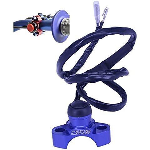 Billet CNC Uiversal arresto motore inizio interruttore di pulsante