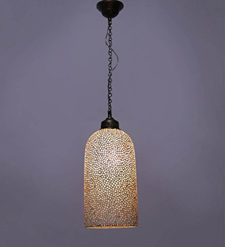 The Brighter Side Dots mosaic pendant light Glass mosaic work Matching wall light Mosaic Dots Hanging Lamp