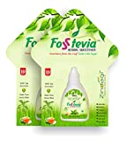 Zindagi Stevia Liquid Drops(FosStevia) - 100% Natural Sugar-Free - Stevia Tabletop Sweetener