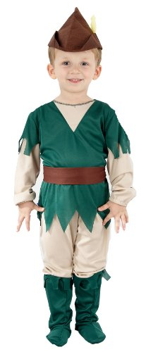 Brown Robin Hood Costume for 3 – 5 Year Old (Kostüm)