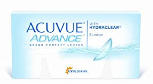 Acuvue Advance 2-Wochenlinsen weich, 6 Stück / BC 8.3 mm / DIA 14.0 / +1,75 Dioptrien