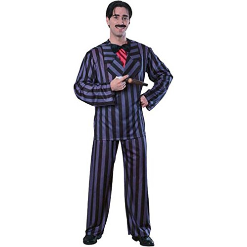 Imagen de rubbies  disfraz de mafioso para hombre, talla xl 15717std