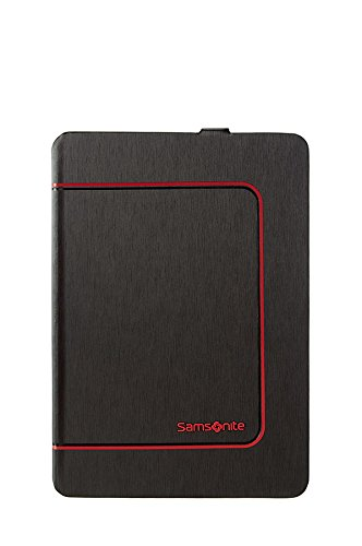 Samsonite Tabzone Color Frame-Ipad Air 2 Ipad-Tasche, Black/Red (Ipad Samsonite)
