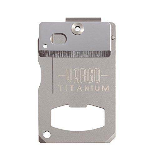 Vargo Titanium Swing Blade Clip Tool
