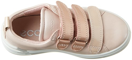 Ecco Ecco Ginnie, Sneakers basses fille Pink (50366ROSE DUST/ROSE DUST)