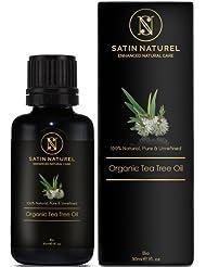 30 ml de la plus haute qualité huile d'arbre d thé biologique