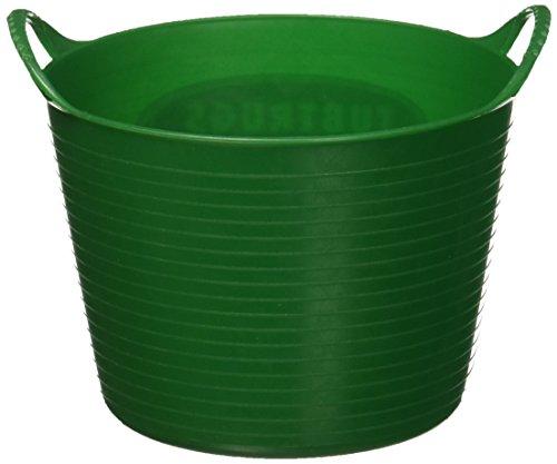 Yard Bucket (Tubtrugs spmicg flexibel grün Micro .37Liter/12,5Unze Kapazität)